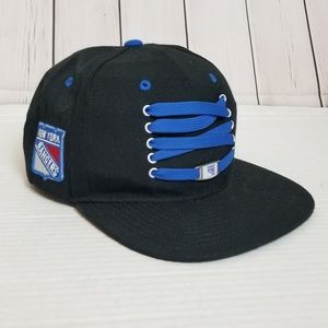 ZEPHYR Lacer Collection New York Rangers hat